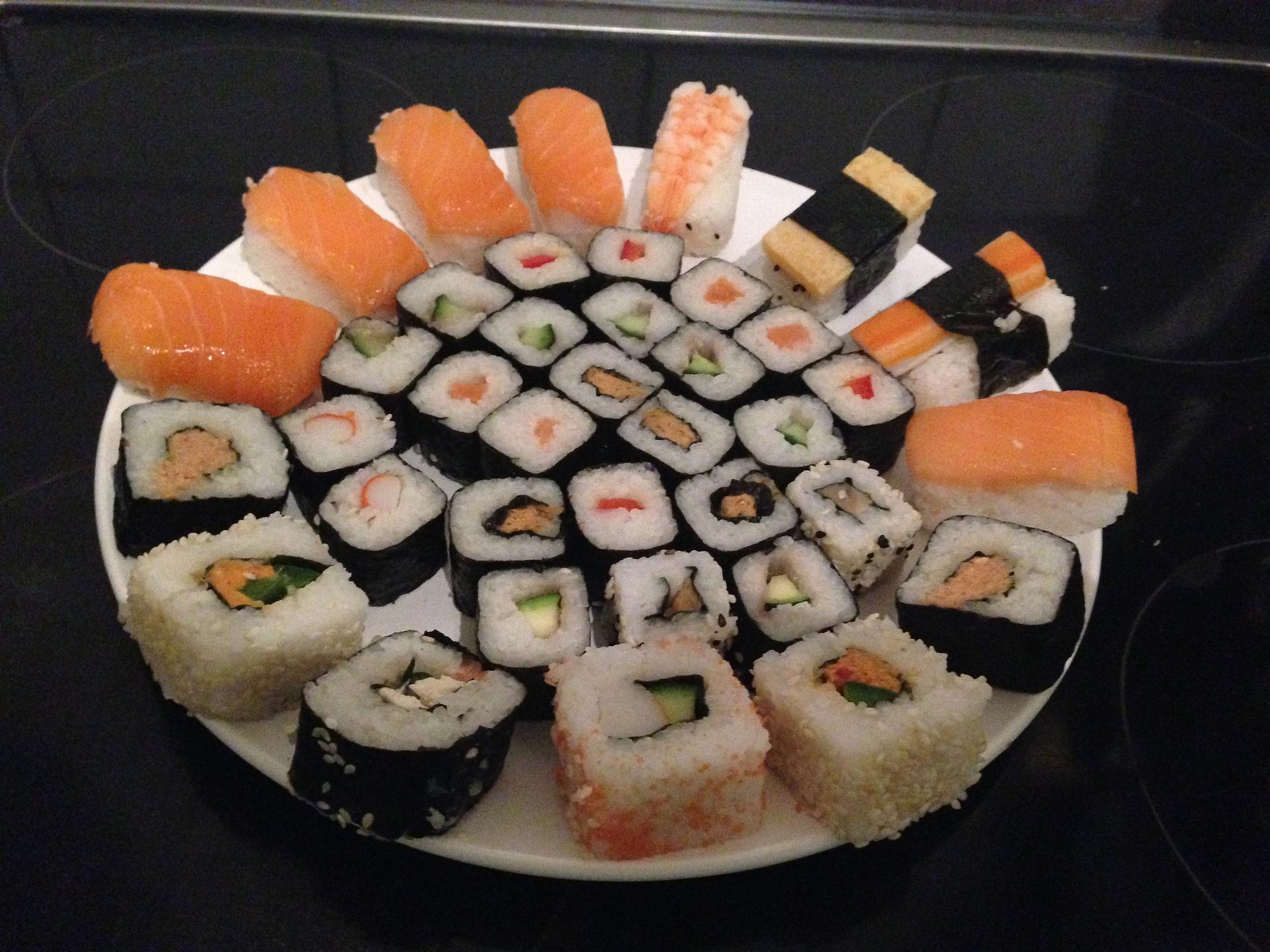 好きな寿司ネタ上位に君臨するサーモンの栄養価